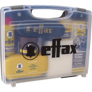 EFFAX Leer verzorgings koffertje