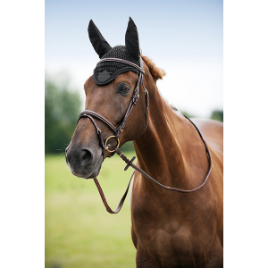 "EQUITHÈME ""Polyfil"" fly mask"