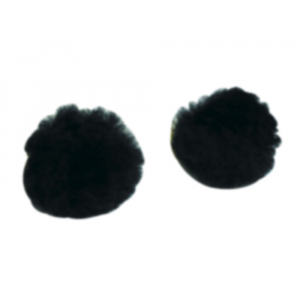 Real sheepskin C.S.O. earplugs