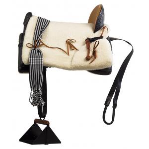Excelsior Vaquera First saddle