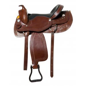 "COLORADO SPRINGS ""Houston"" Western saddle"