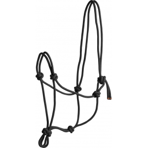 "Norton Rope halter ""First"""