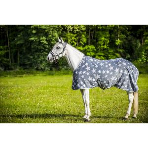 "EQUI-THÈME ""Starry"" polar fleece deken"