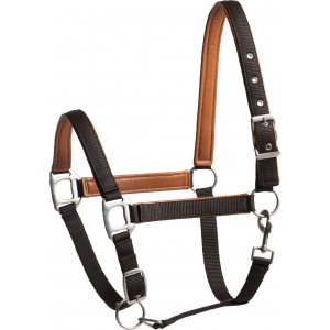 "NORTON ""Synthetic lined"" headcollar"