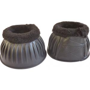 "NORTON ""SOFT"" sheepskin overreach boots"