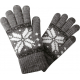 Handschuhe Screentouch Unisize Flocon