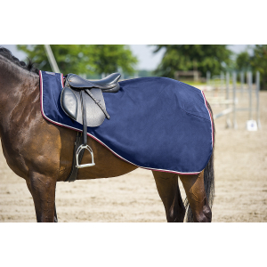 "Equit'M ""1680D"", exercise sheet, polar fleece lined"