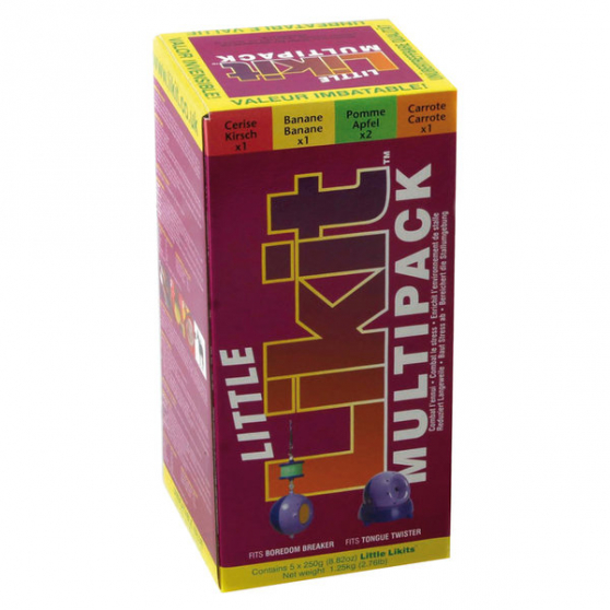Friandises Little Likit Multipack X5