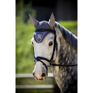 "C.S.O. ""Confort"" bridle, flash noseband"