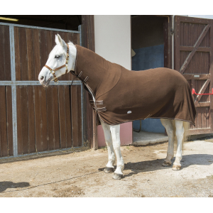 "EQUITHÈME ""Combo"" polar fleece sheet"