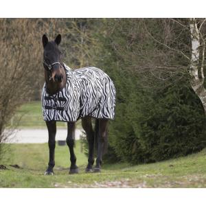 "EQUITHÈME ""Zebra"" mesh sheet"