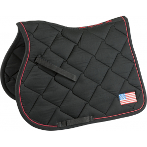 EQUITHÈME Equestrian Team World saddle pad, U.S.A.