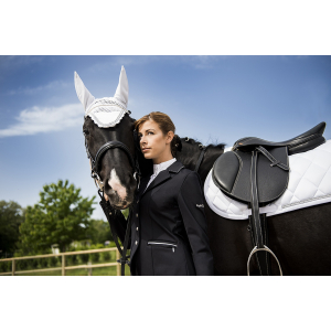 "EQUITHÈME ""Diamond"" fly mask"