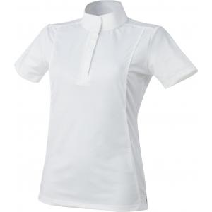 "EQUITHÈME ""Perles"" shirt, short sleeves - Women"
