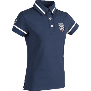"EQUITHÈME ""Equit'M"" jersey polo shirt, korte"