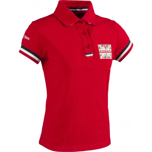 Polo EQUITHÈME Country Flag - Homme