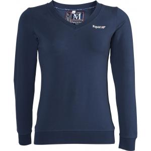 Equit'M, langärmeliges Jersey T-Shirt