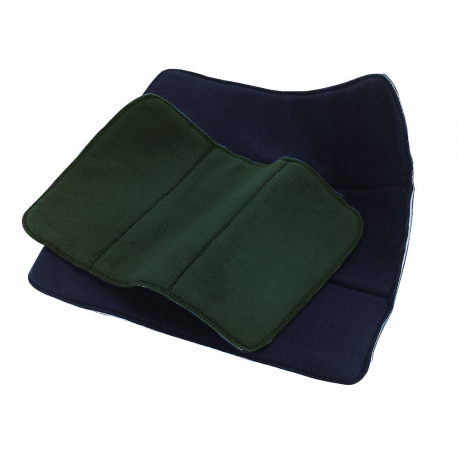 Polar fleece bandage pads
