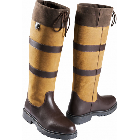 "EQUITHÈME ""Kilkenny"" tall boots"