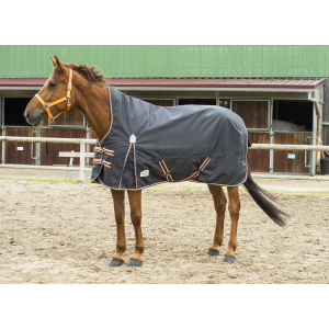 "EQUITHÈME ""TYREX 1200D"" High neck rug"
