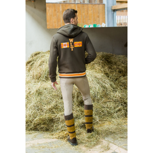 "EQUITHÈME ""CSI 5* WLT"" hooded sweatshirt"