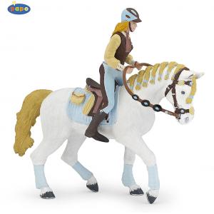 PAPO Pferd der blauen...