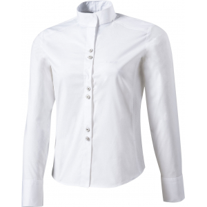 EQUITHÈME Topstitching wedstrijd shirt - Vrow