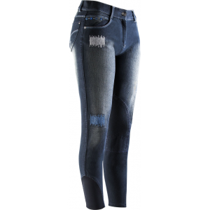 """EQUITHÈME """"Fleur"""" jeans"""