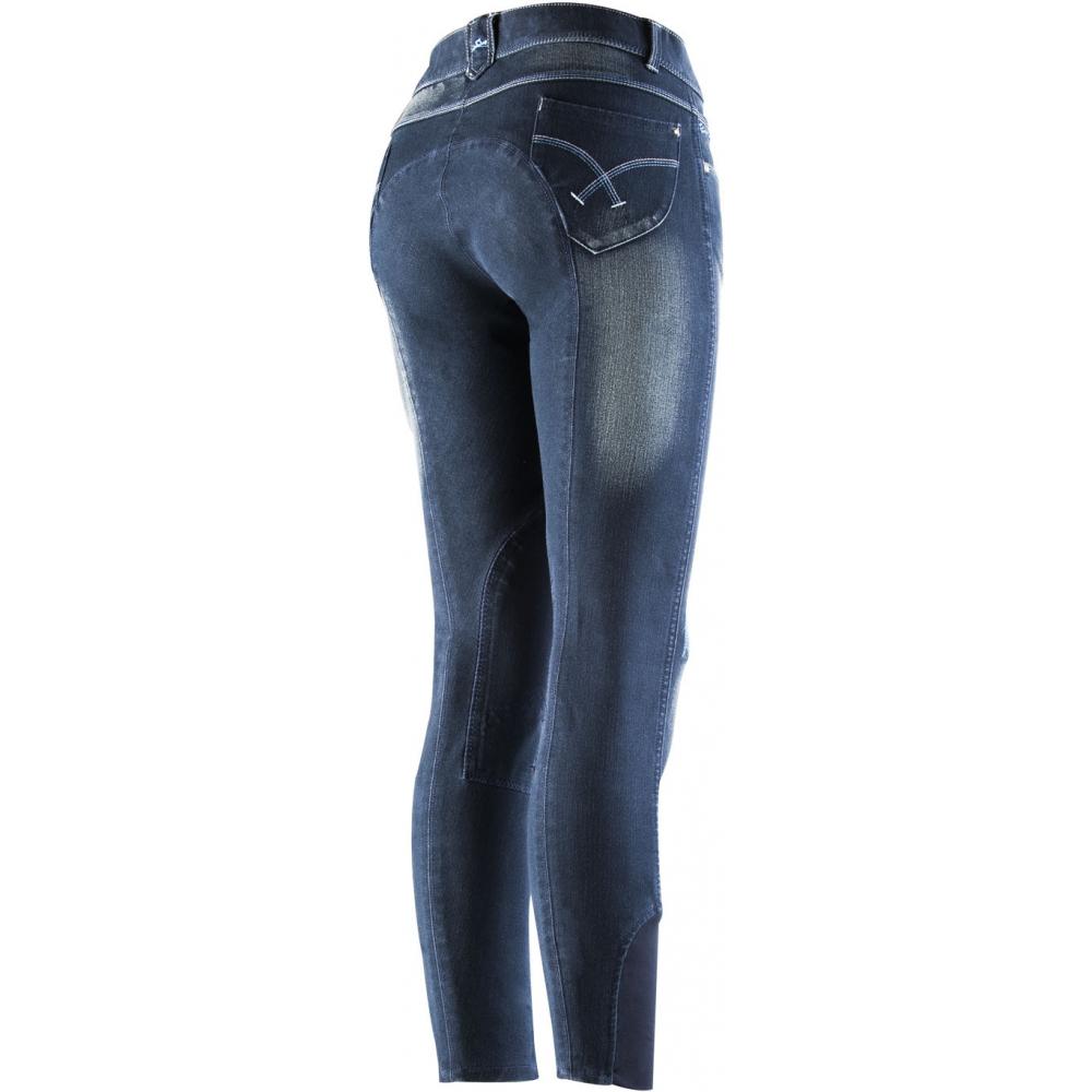 Equitheme Fleur Jeans Modieuze Rijbroeken Padd