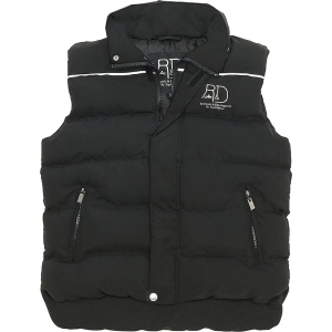 "EQUITHÈME ""R&D"" quilted bodywarmer"