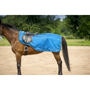"EQUITHÈME ""TYREX 1680D"" exercise sheet, polar fleece lined"