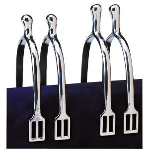 FEELING Polo stainless steel spurs