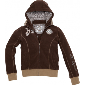 EQUITHÈME CSI 5* hooded polar fleece jacket