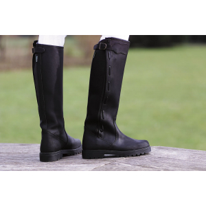 Norton adjustable leather riding boots