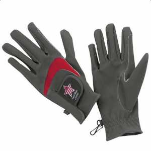 "EQUITHEME ""CSI 5*"" gloves"