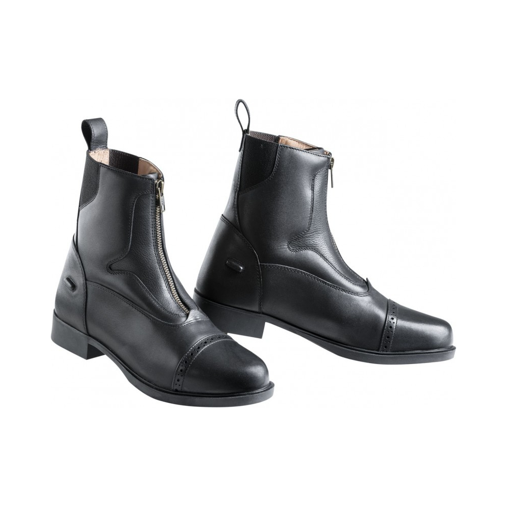 Boots EQUITHEME Confort extrême zip