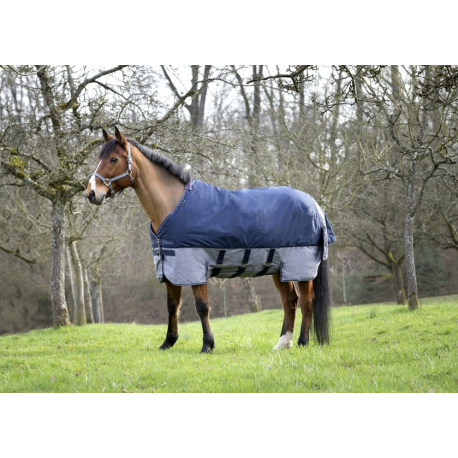 Equitheme Tyrex 600 D Turnout Rug With Belly Belt