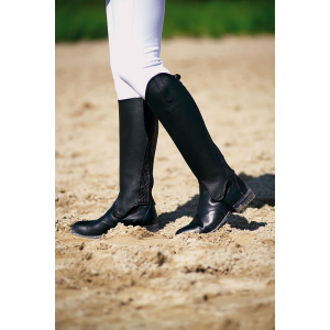 Éric Thomas Galway leather half-chaps - Adult