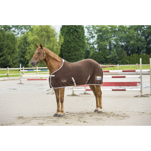 "EQUITHÈME ""CSI 5* Tour"" polar fleece summer sheet"
