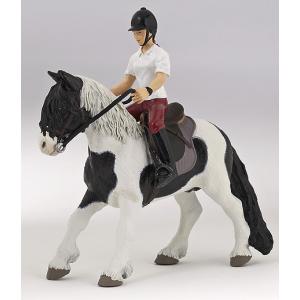 PAPO Riding kid