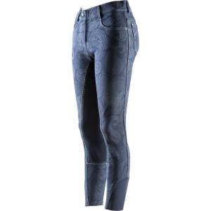 "EQUITHÈME ""Cachemire"" jeans, ""EKKITEX"" zitvlak"