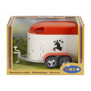 PAPO Horse van