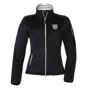 EQUITHÈME Long fibre polar fleece jacket - Ladies