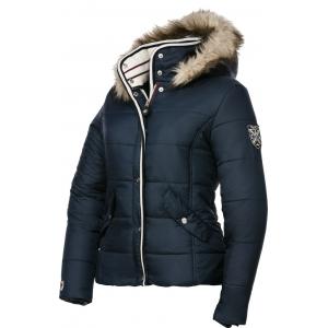 Equi'M Padded jacket with hood - Ladies