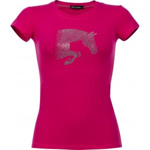 Tee-shirt EQUITHÈME Jump Star, manches courtes