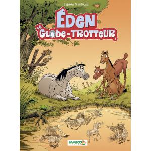 Eden le globe-trotteur : Bande Dessinée