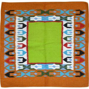 Randol's Navajo Tipi wollen zadeldek
