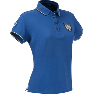 EQUITHÈME fine pique polo shirt - Women