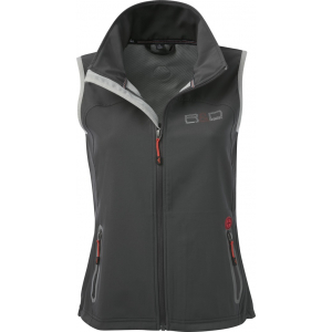 EQUITHÈME R&D Softshell waistcoat, no sleeves - Men
