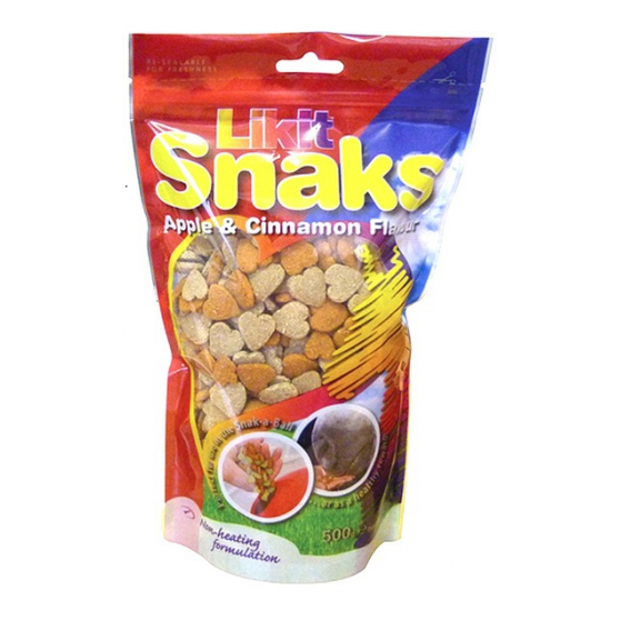 Likit Snack Pomme/cannelle 500 g